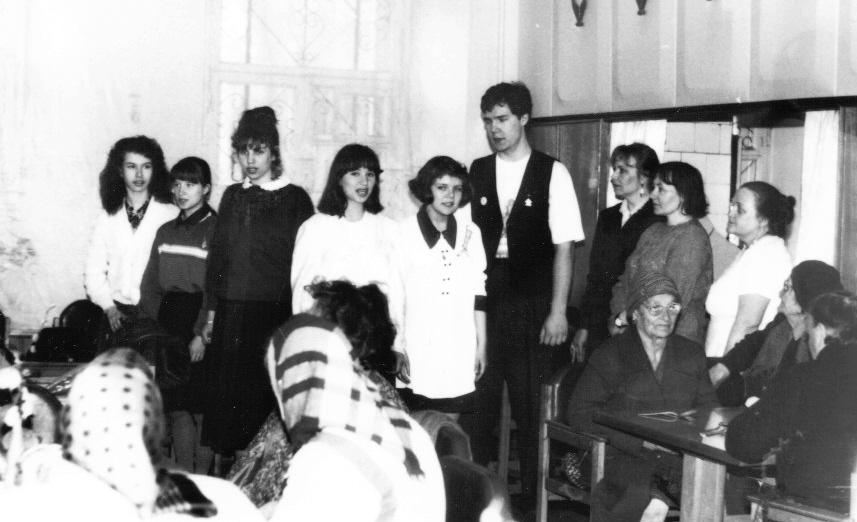 Ekaterinburg UMC youth